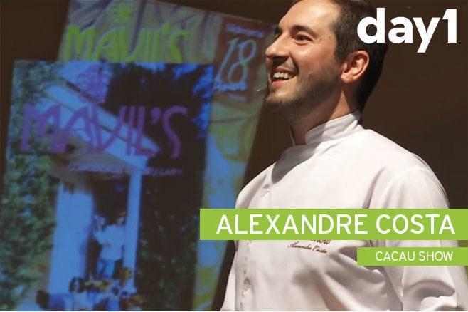 Day1 | Empreendedorismo em Todos os Sentidos [Alexandre Costa, Cacau Show]