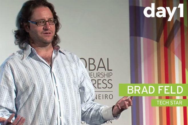 Brad feld - day 1