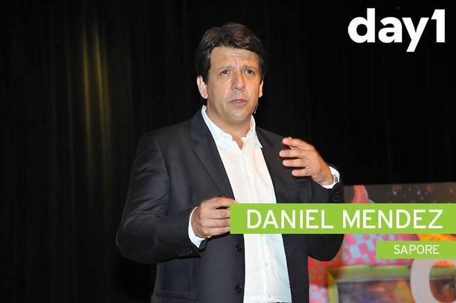 Daniel Mendez - Day 1