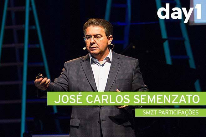 José Carlos Semenzato - Day 1