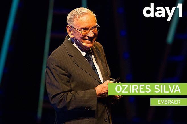 Ozires Silva - Day 1