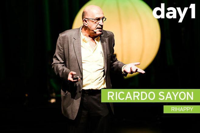 Ricardo Sayon - Day1