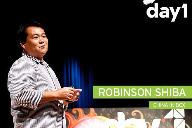 Day1 | Acredite em Você, Sempre [Robinson Shiba – China in Box]