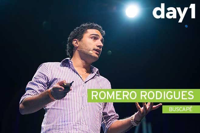 Romero Rodrigues - Day 1