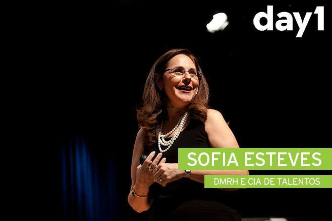 Day1 | Sofia Esteves, fundadora da Cia de Talentos