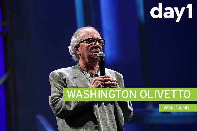 Washington Olivetto - Day 1