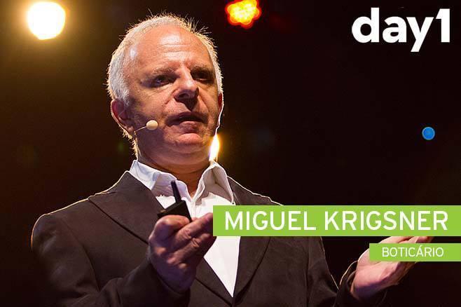 miguel Krigsner - Day 1