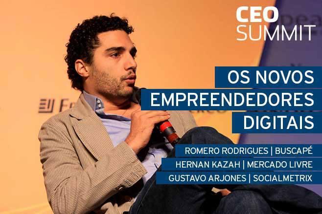 Os novos empreendedores digitais  Papo com os fundadores de Buscapé, MercadoLivre e SocialMetrix