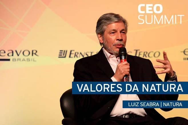 Valores da Natura, Luiz Seabra