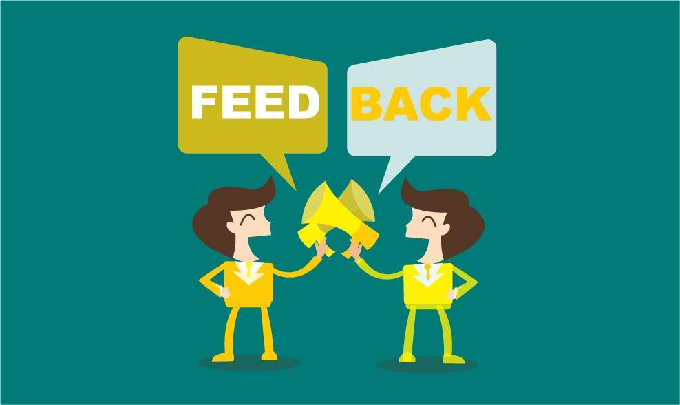Por que é tão difícil dar e receber feedback