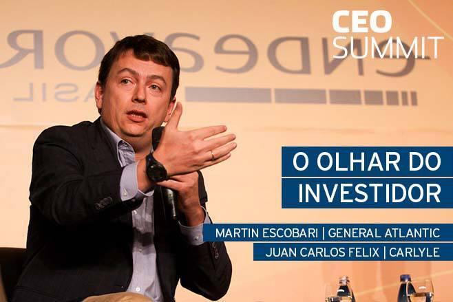 O olhar do investidor - martin escobari e juan felix