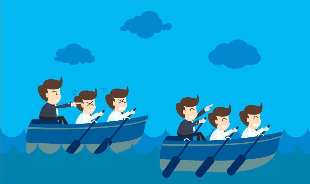 Ser chefe é fácil, o difícil é ser líder