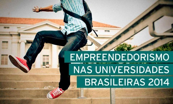 Empreendedorismo nas Universidades: vontade é grande, mas sonho é pequeno