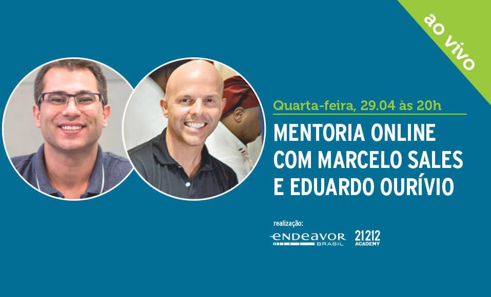 Webinar com Marcelo Sales e Eduardo Ourívio