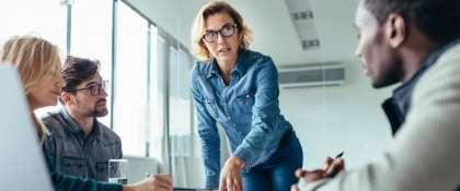Mentalidade do Fundador: como empresas com Founder's Mentality se destacam