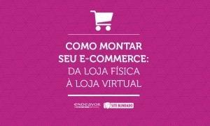 [eBook] Como criar um e-commerce de sucesso