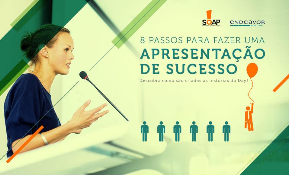 [eBook] Como fazer uma apresentação de sucesso