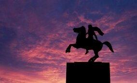 O que lhe faria um líder admirado e eficaz como Alexandre, o Grande?
