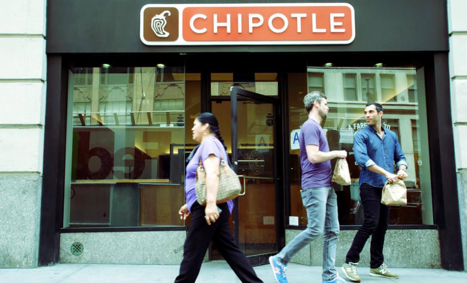 Como crescer 28% enquanto o concorrente cai 2%: o caso Chipotle