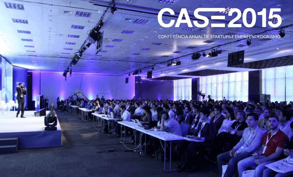 CASE 2015: Vem aí o maior evento de startups da América Latina
