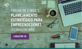 Trilha de E-mails: Planejamento Estratégico para Empreendedores