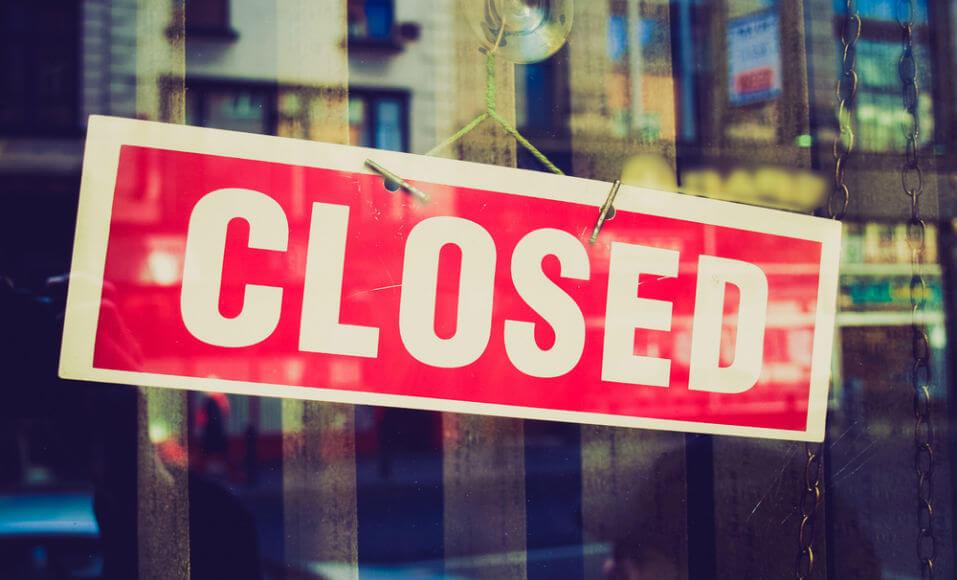 como fechar uma empresa