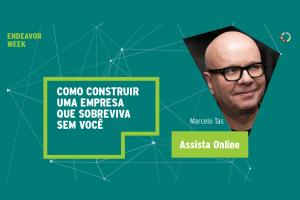 Endeavor Week | Mentoria Online com Marcelo Tas