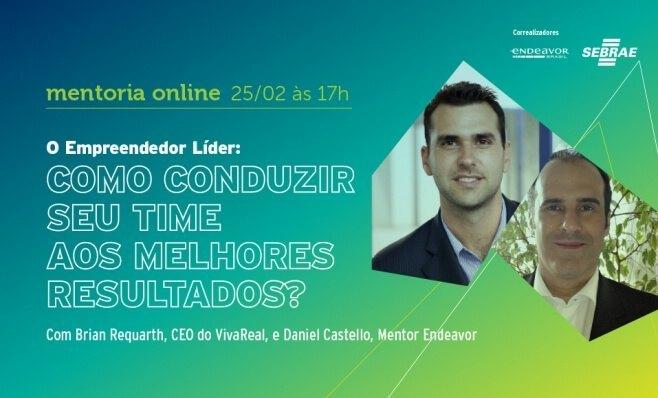Mentoria Online | Liderança para Empreendedores