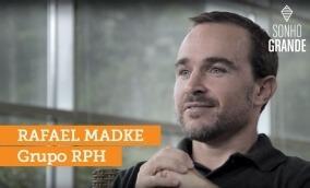 O Sonho Grande de salvar vidas emitindo radiação: Rafael Madke, Grupo RPH