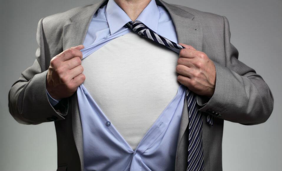 O Super-Homem não vai salvar a sua startup