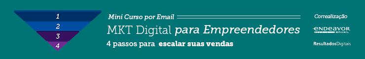 mini curso por e-mail