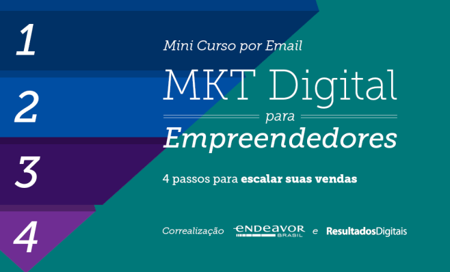 Mini Curso Marketing Digital para Empreendedores