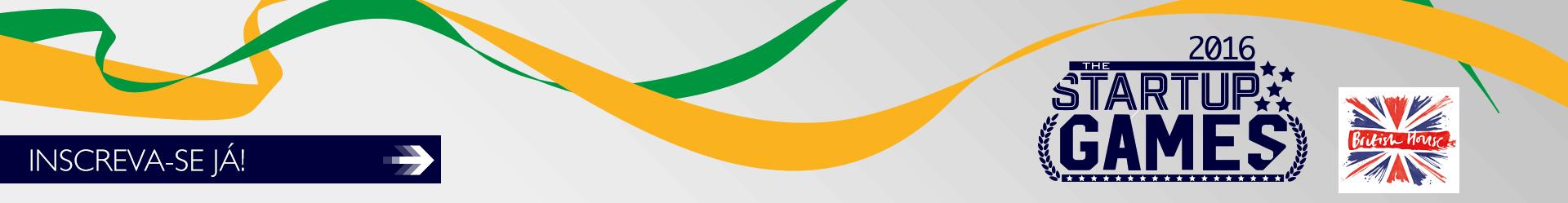 Startup Games 2016 banner