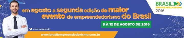 Brasil Empreendedorismo 2016 banner