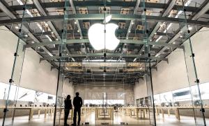 Um novo campo de batalha nos negócios: nem mesmo a Apple está a salvo