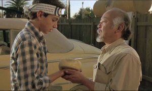 Daniel San tinha o mestre Miyagi. E você, qual o seu mentor?