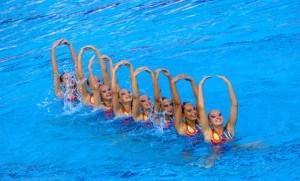 Nado sincronizado: sintonia e sociedade dentro e fora da piscina