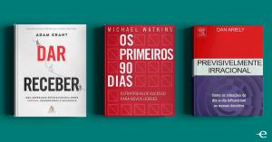 Seleção Mentores Endeavor: 8 livros para empreendedores (que não falam sobre empreendedorismo)