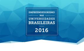 Infográfico Empreendedorismo nas Universidades Brasileiras 2016 Endeavor