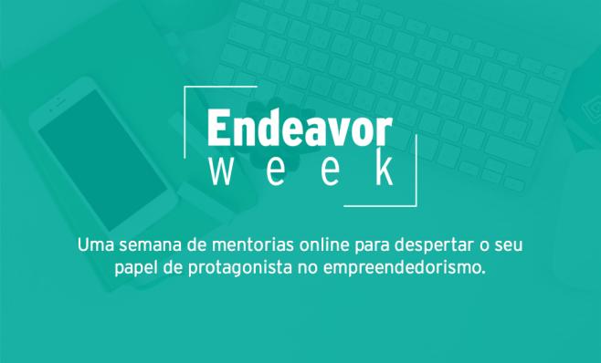 Endeavor Week: mentorias online de 14 a 20 de novembro