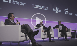 """""""Prefiro minha versão empreendedora à de executivo"""": uma conversa com Galindo e Genish"""