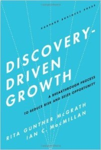 Discovery Driven-Growth