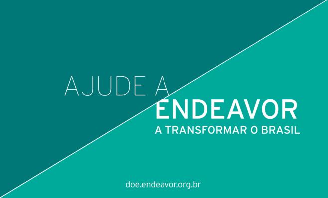 Doe para a Endeavor