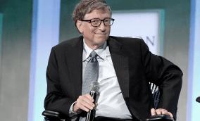 Bill Gates, fundador da Microsoft (Foto: Shutterstock)