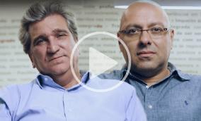 Conheça a história de Alencar e Fábio, fundadores da Gera