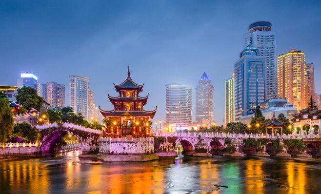 empreender na china
