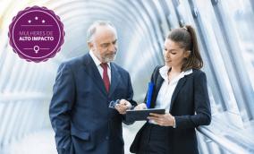 Mulheres e busca por investimento empreendedoras