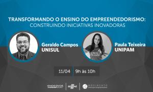 Transformando o ensino do empreendedorismo: construindo iniciativas inovadoras