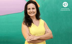 Fabiana Salles, Empreendedora Endeavor e fundadora da Gesto Saúde