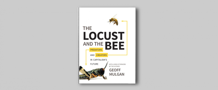A abelha, o gafanhoto e o empreendedor